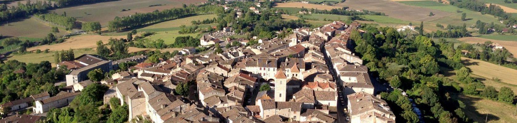 Cité médiévale de Lauzerte